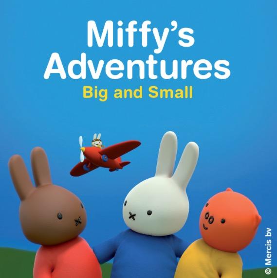 Miffy Grandes y Pequeñas aventuras