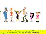 Phineas y Ferb: En la vecindad del Chavo