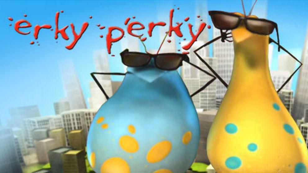 Erky Perky