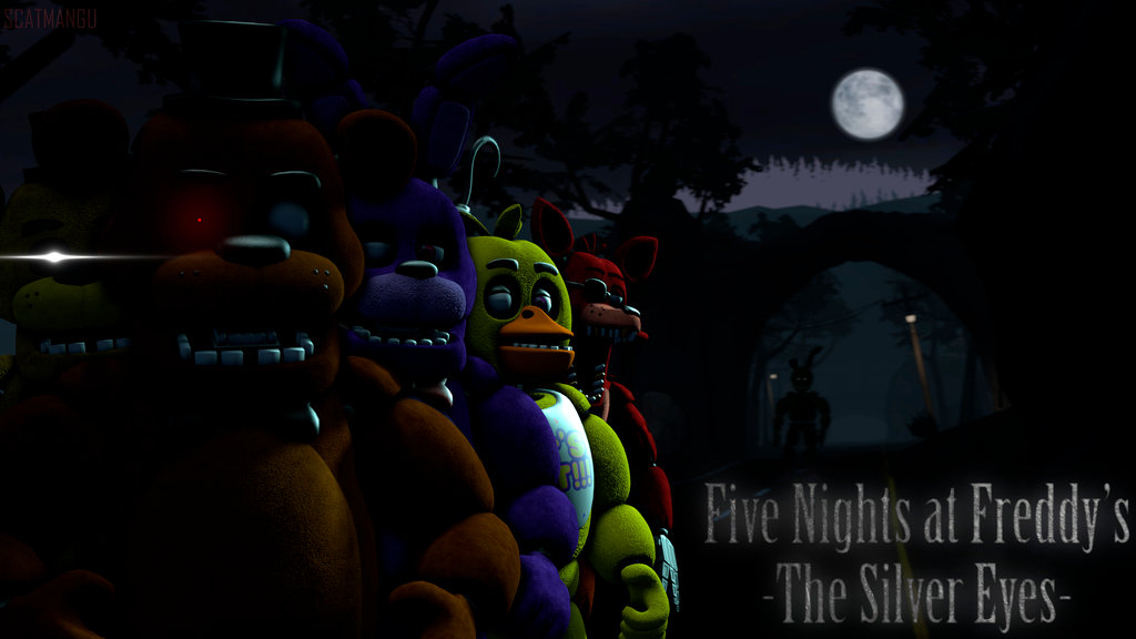 Five Nights at Freddy's: The Silver Eyes (Miniserie)
