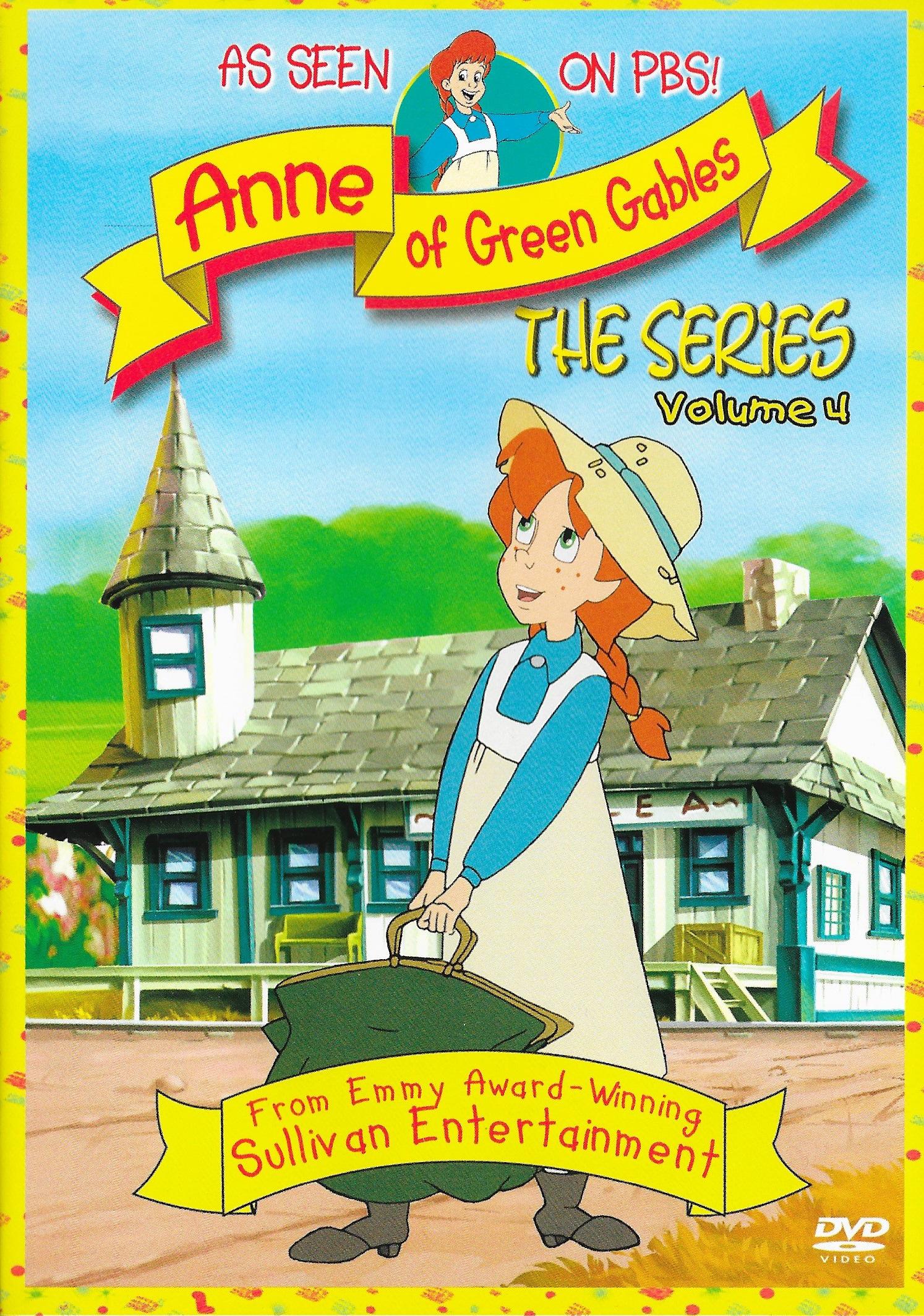 Anne de Green Gables: La serie animada