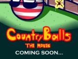 CountryBall: Amigos divididos.