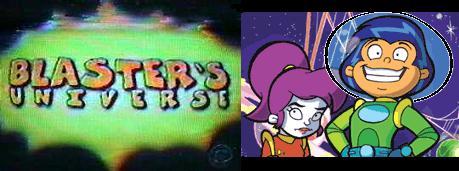 El universo de Blaster