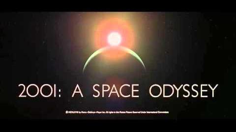 2001 Odisea del espacio (1968) Doblaje original