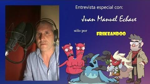 Entrevista Especial Con Juan Manuel Echave