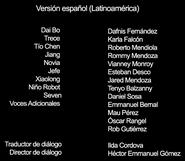 ScissorSeven Credits(ep. 1)