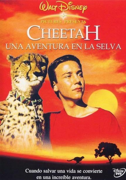 Cheetah: Una aventura en la selva
