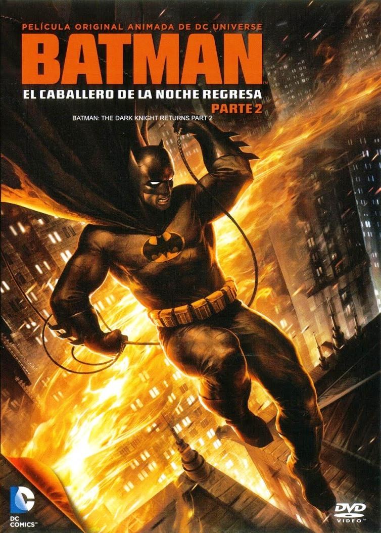 Batman: Regresa el caballero nocturno - Segunda parte