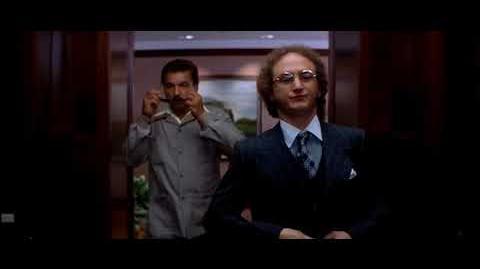 Carlito's Way escena elevador Español latino HD