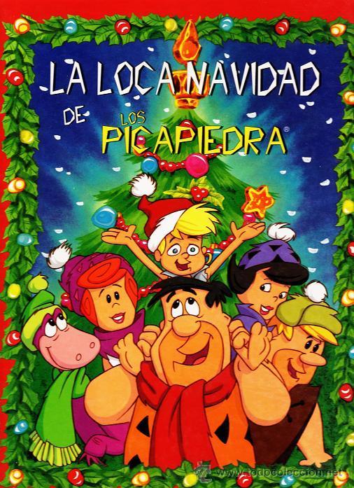 La loca navidad de los Picapiedra