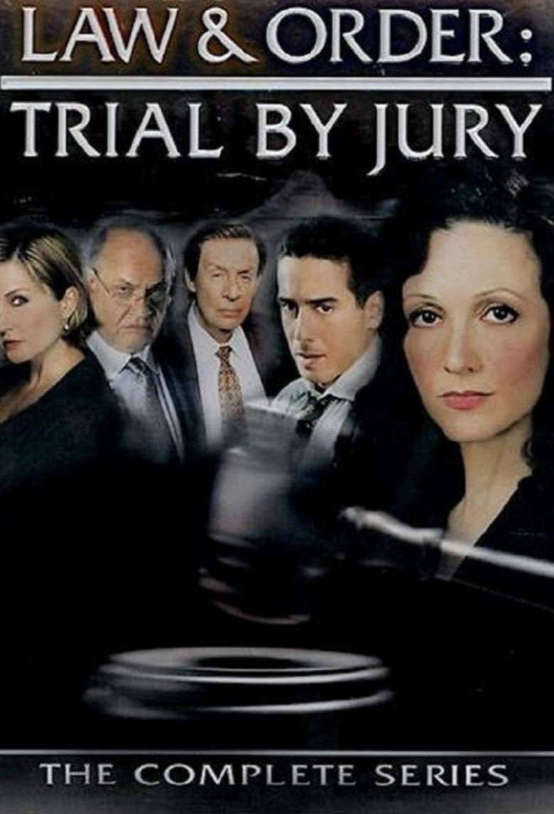 La ley y el orden: Juicio con jurado