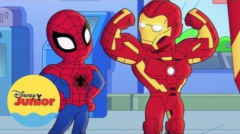 Un Gran Desastre Marvel Aventuras de Súper Héroes