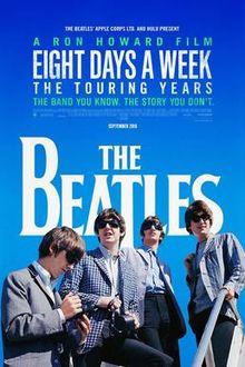The Beatles: De gira ocho días a la semana