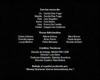 Créditos de doblaje de Liv y Maddie (Temporada 2) (TV) (DC)