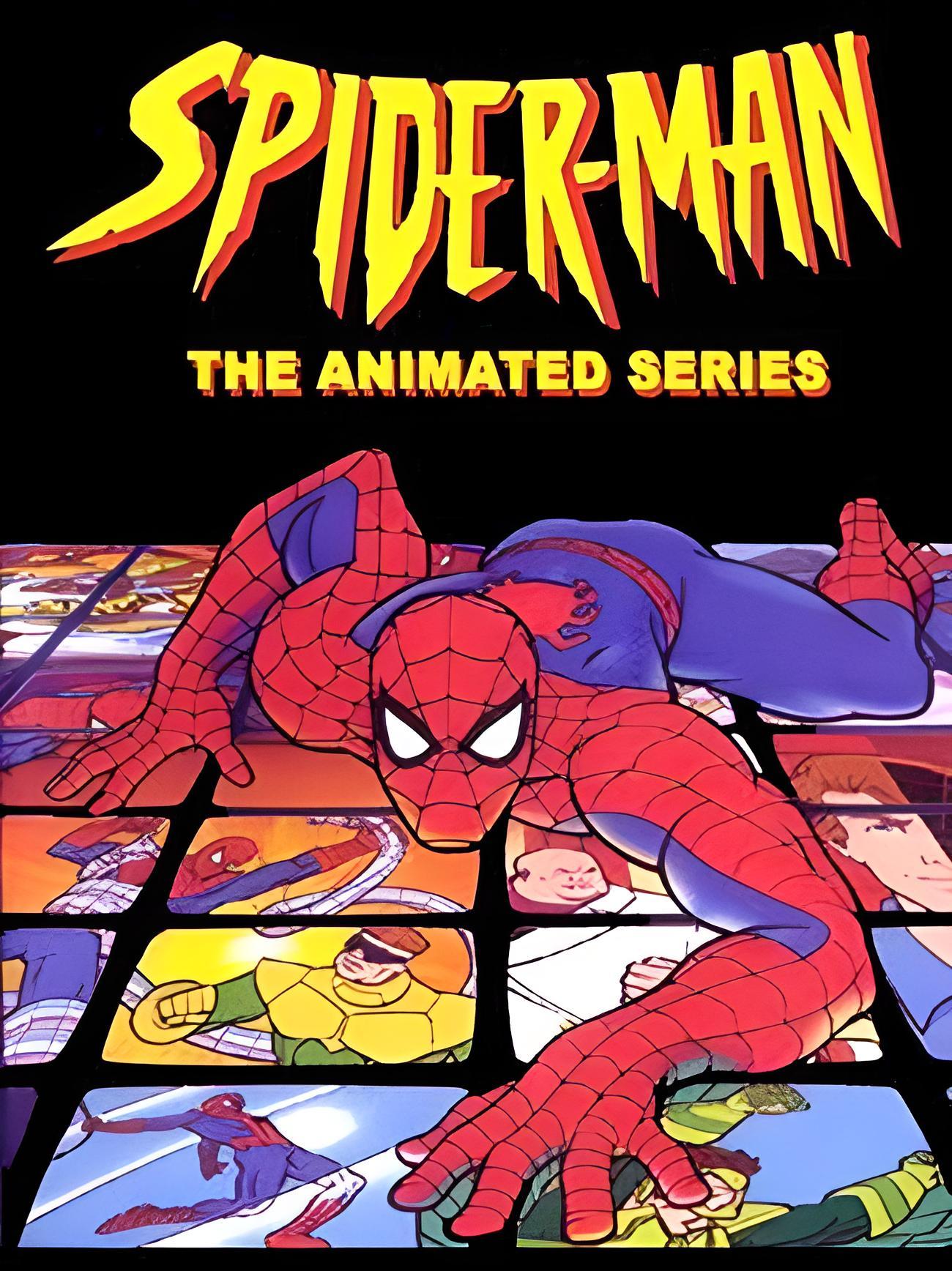 Spider-Man (serie animada)