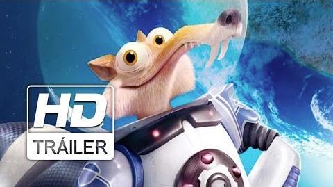 LA ERA DE HIELO CHOQUE DE MUNDOS - Segundo Trailer Oficial (doblado)