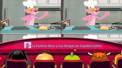 LA PANDILLA DE LA PANTERA ROSA ♦ Pizza Rosaroni ♦ Audio Español Latino