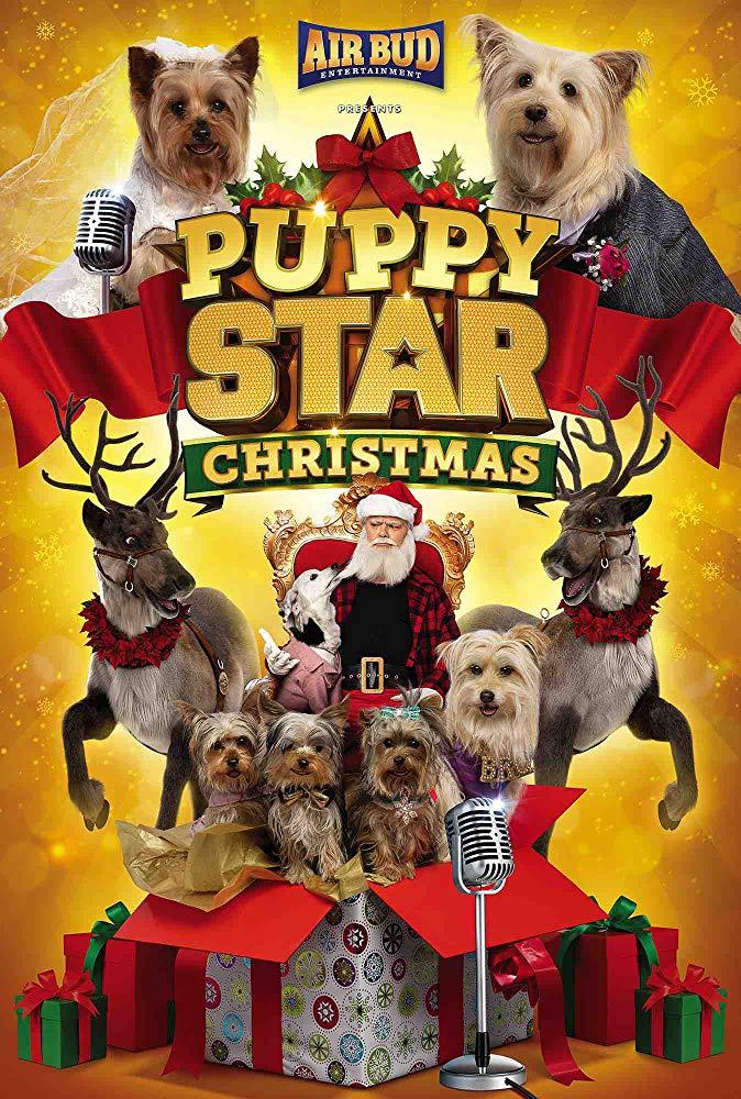 La Navidad de Puppy Star