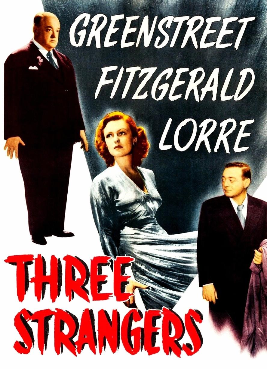 Tres desconocidos