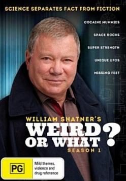 Creíble o Increíble con William Shatner