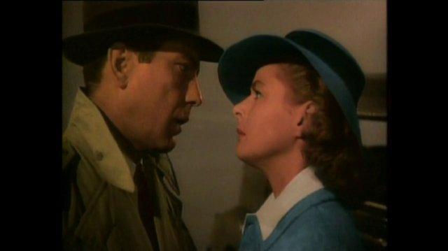 Casablanca - Rick se despide de Ilsa (Español Latino)