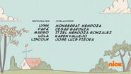 Creditos de doblaje The Loud House ESLA (S323-1)
