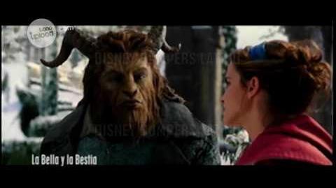 """Disney Planet- Entrevista a los actores de """"La bella y la bestia 2017"""" 2 - Disney Channel Latino"""