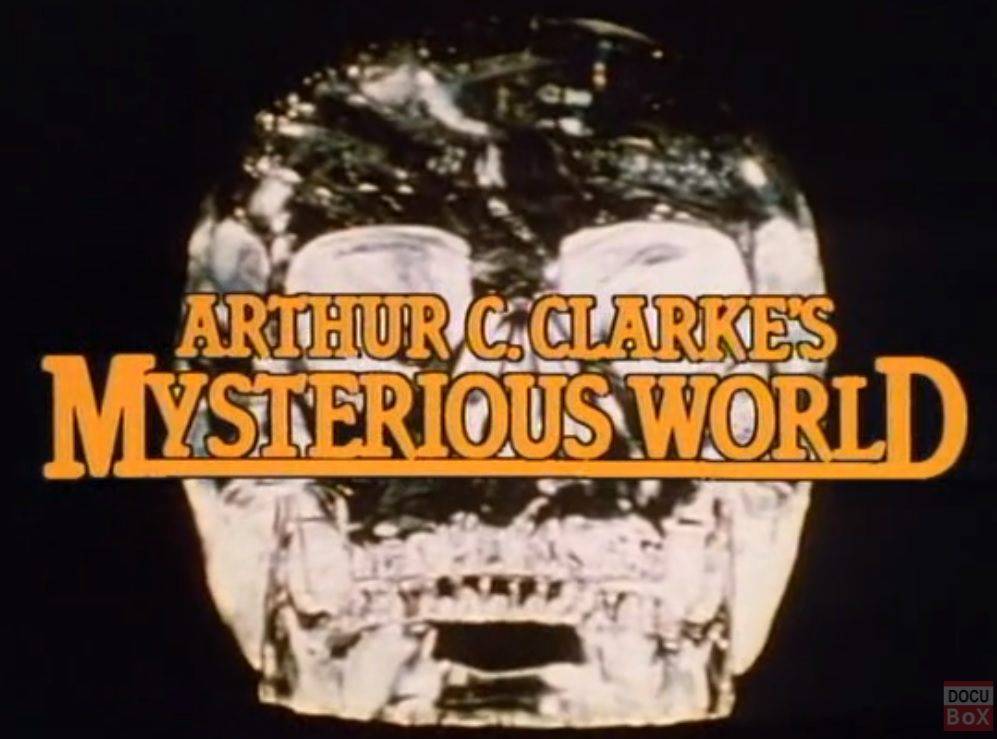 El misterioso mundo de Arthur C. Clarke