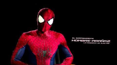 El Hombre Araña. Saludo para Latinoamérica.