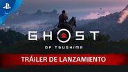 Ghost of Tsushima – Tráiler de lanzamiento en Español PS4