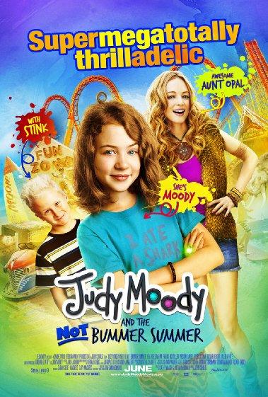 Judy Moody y un verano que promete