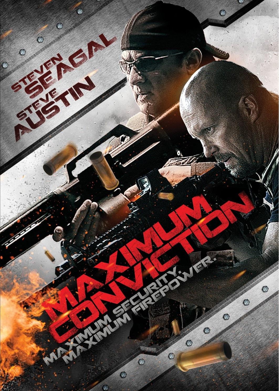 Máxima seguridad (2012)