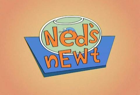 El lagartijo de Ned