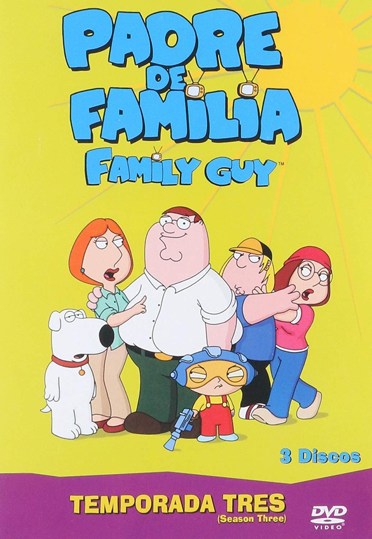 Anexo:3ª temporada de Padre de familia