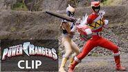 Power Rangers en Español Dino Charge - Rangers competitivos!