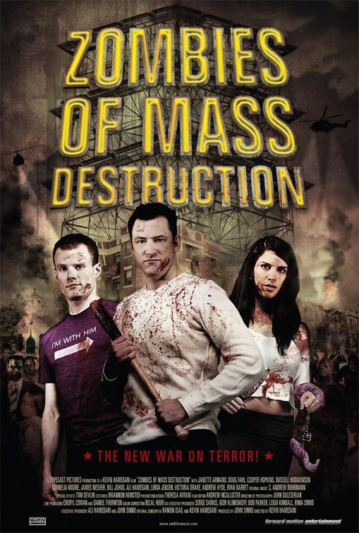 Zombies de Destrucción Masiva