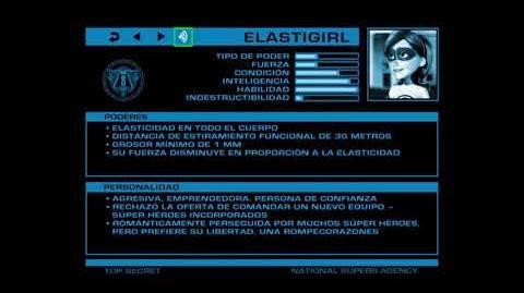 ARCHIVOS SECRETOS DE LA ANS Elastigirl