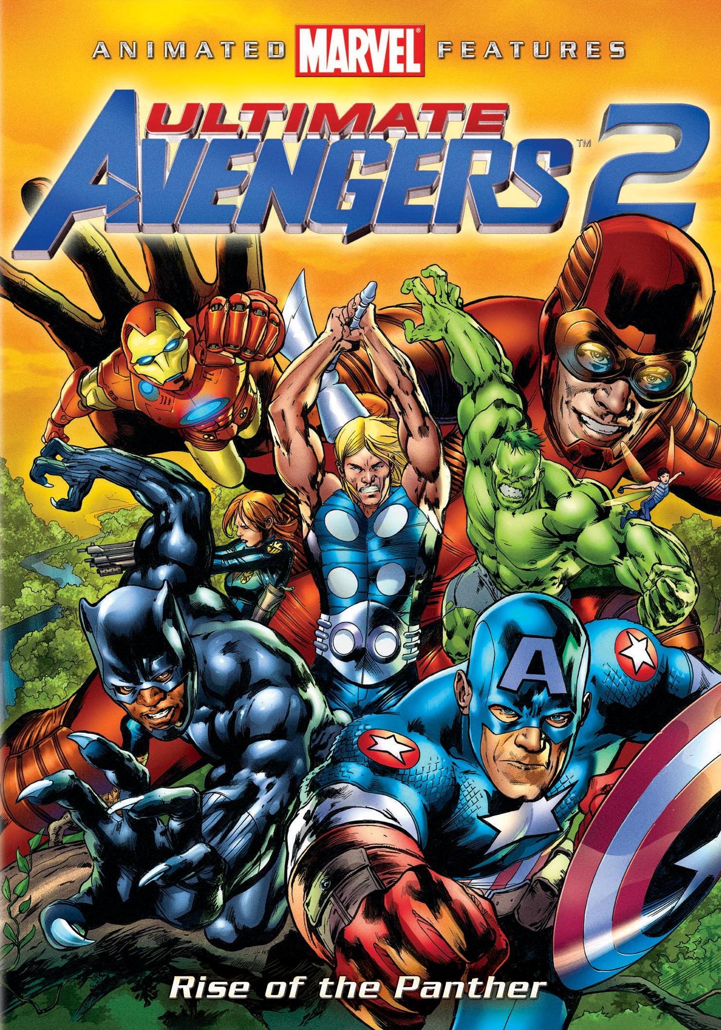 The Ultimate Avengers 2: Los Vengadores 2