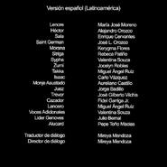 Credits(ep.4 temp.3) Castlevania
