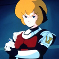 Dana Sterling from Robotech II The Sentinels
