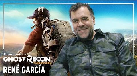 Ghost Recon Wildlands - Plática con René García (Vegeta), la voz de Nomad