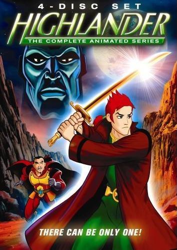 Highlander: El inmortal (serie animada)