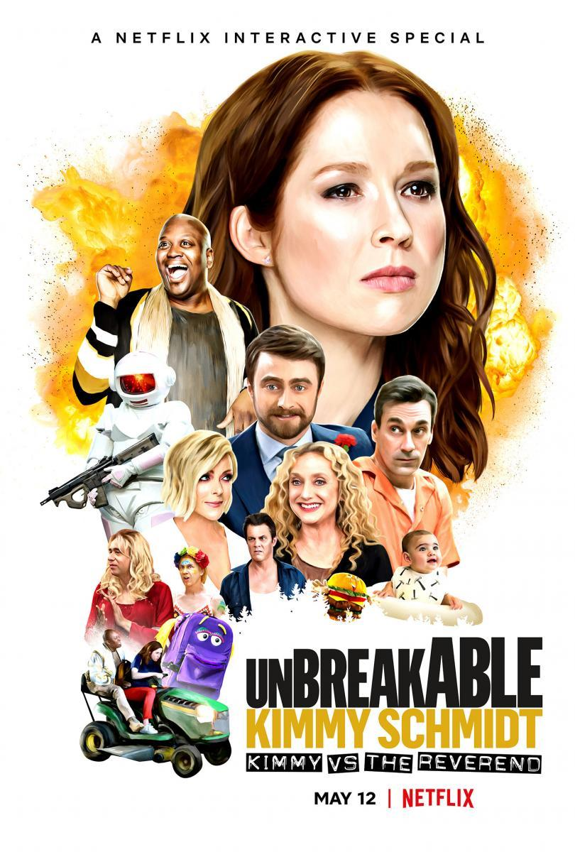 Unbreakable Kimmy Schmidt: Kimmy vs. el reverendo