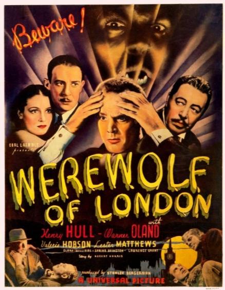 El lobo humano de Londres