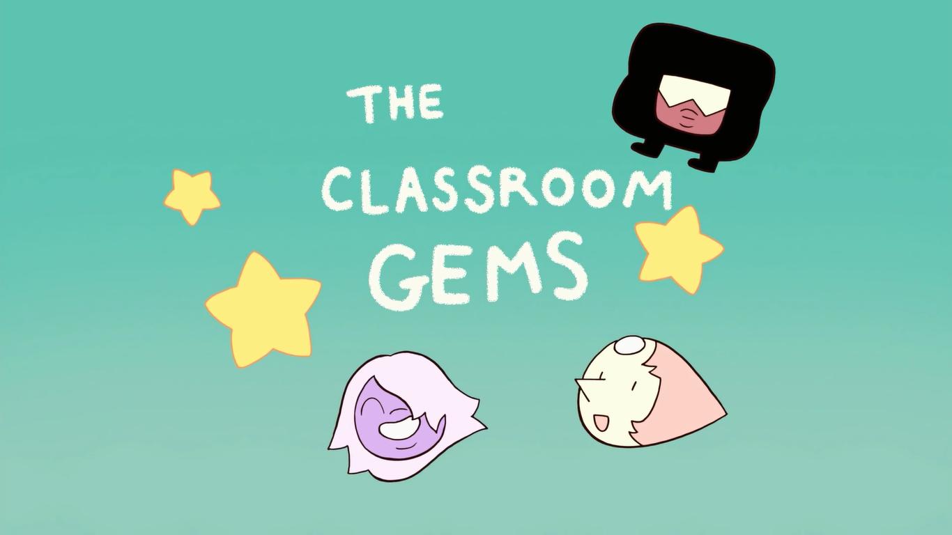 Las gemas del aula