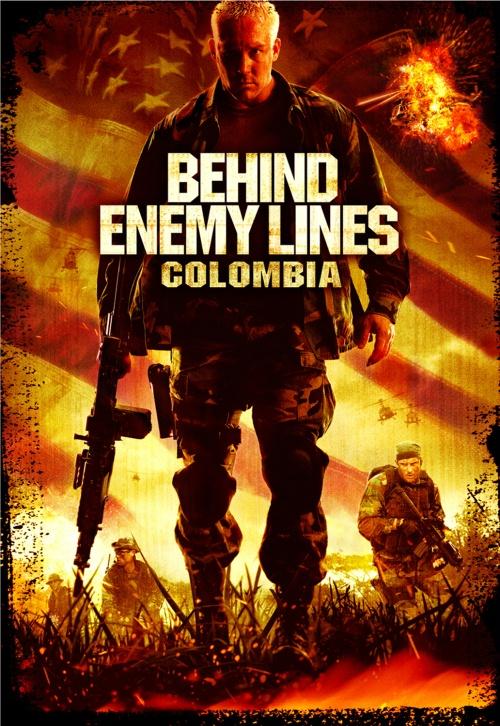 Tras las líneas enemigas 3: Colombia