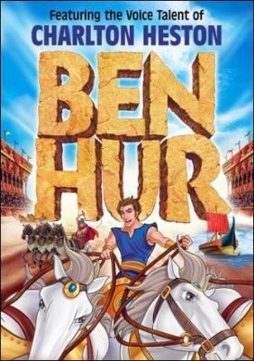 Ben-Hur, la película animada