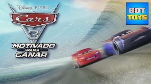 Cars 3 Motivado Para Ganar 2 (PS4 PS3 Nintendo Switch Wii U Xbox 360 Xbox One)