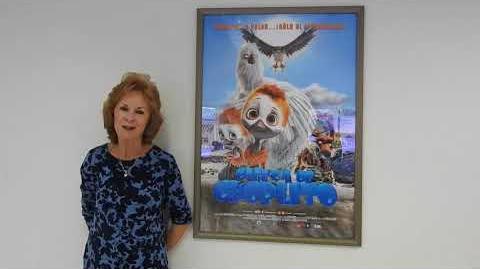 Magda Giner te invita a ver CABEZA DE CHORLITO este 13 de Abril ¡Sólo en cines!