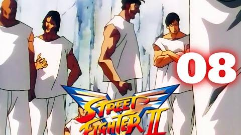 Street Fighter II V - CAP.08. La sombra del terror